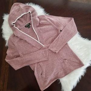 Eddie Bauer Pink Pullover Sweatshirt Size Medium
